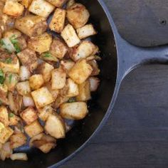 Super Tasty Home Fries