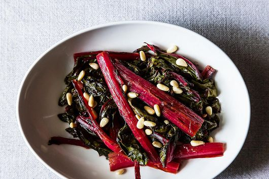 Chard Agrodolce