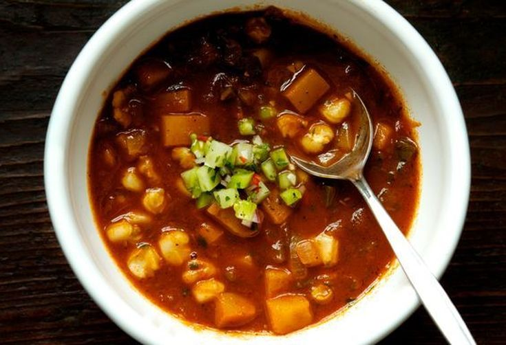 Prepping for Winter and Butternut Squash Posole