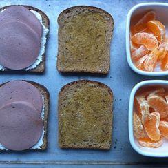 Amanda's Kids' Lunch