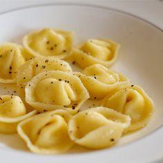 Greek Yogurt Semolina Tortellini