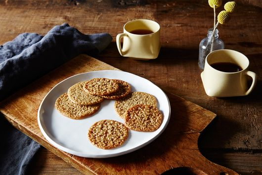 Benne Wafers: A (Cookie) Gift from South Carolina