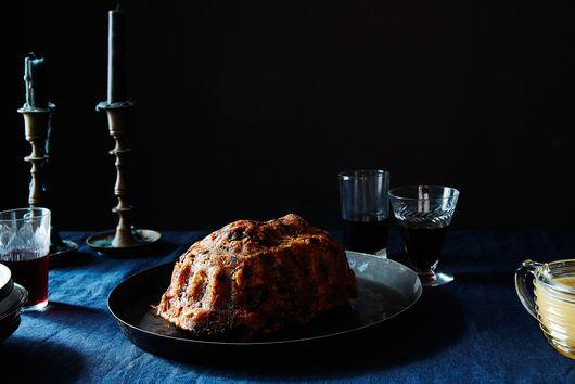 The Royal Family's Christmas Pudding Recipe Is Here