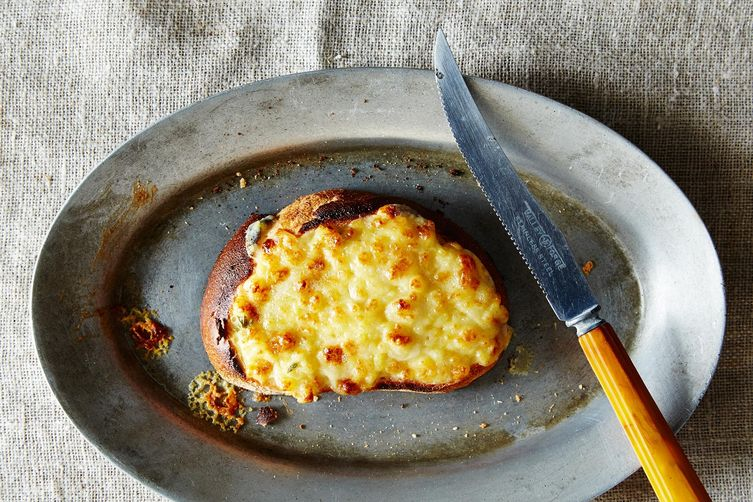 Ooey Gooey Toasted Cheese