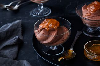 Maria Speck's Greek Yogurt Chocolate Mousse Recipe on Food52
