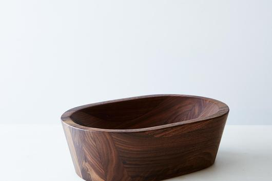 American Black Walnut Bowl