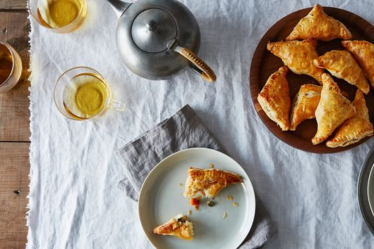 Could Samosas Be the Perfect Appetizer?