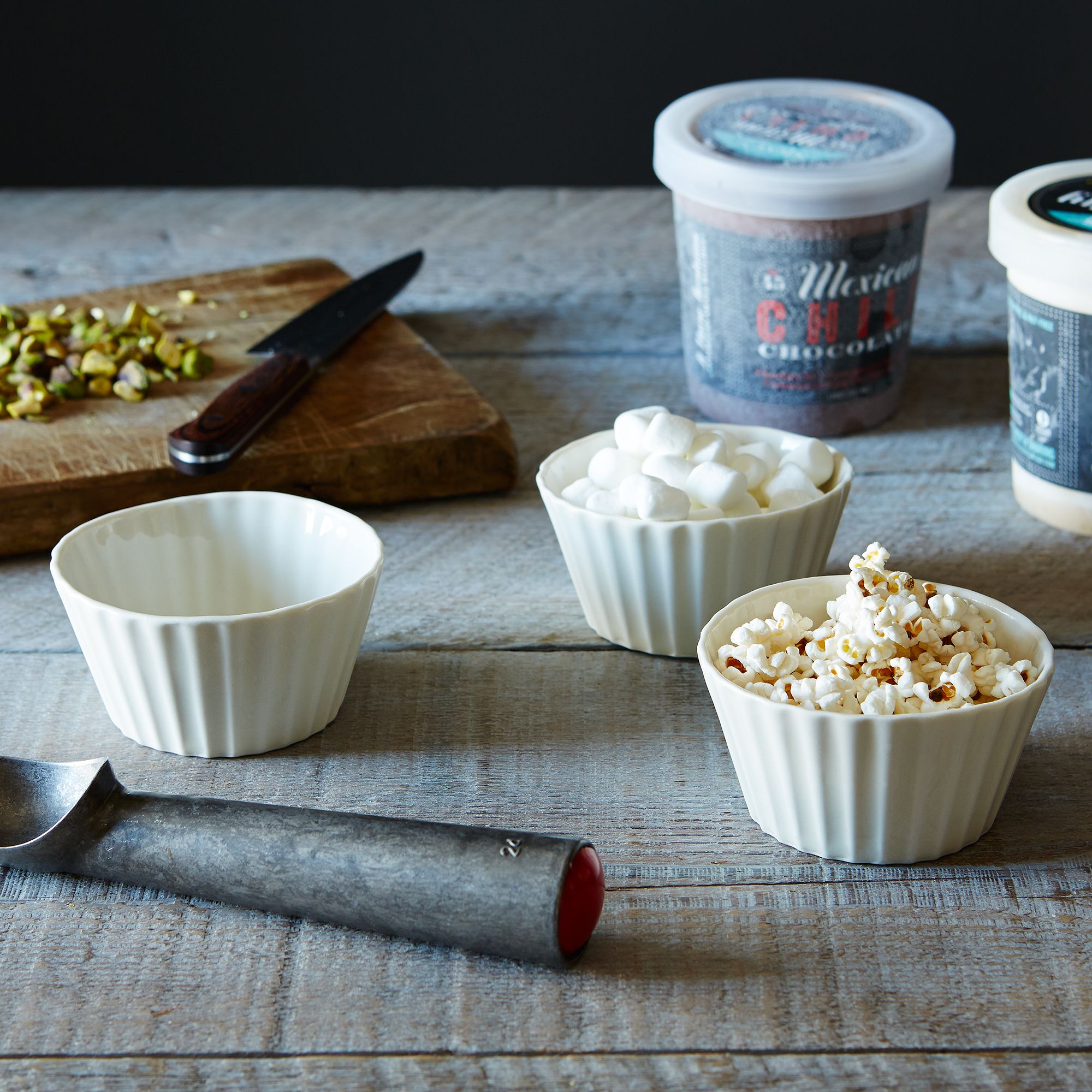 Condiment Bowls (Set of 3) on Food52