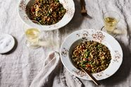 A Zingy, Herby Salad for Dinner Tonight (and Lunch Tomorrow)