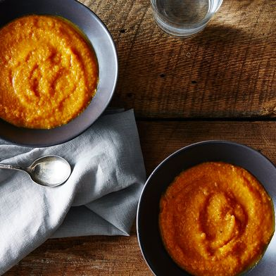 Carrot-Ginger Zinger Soup