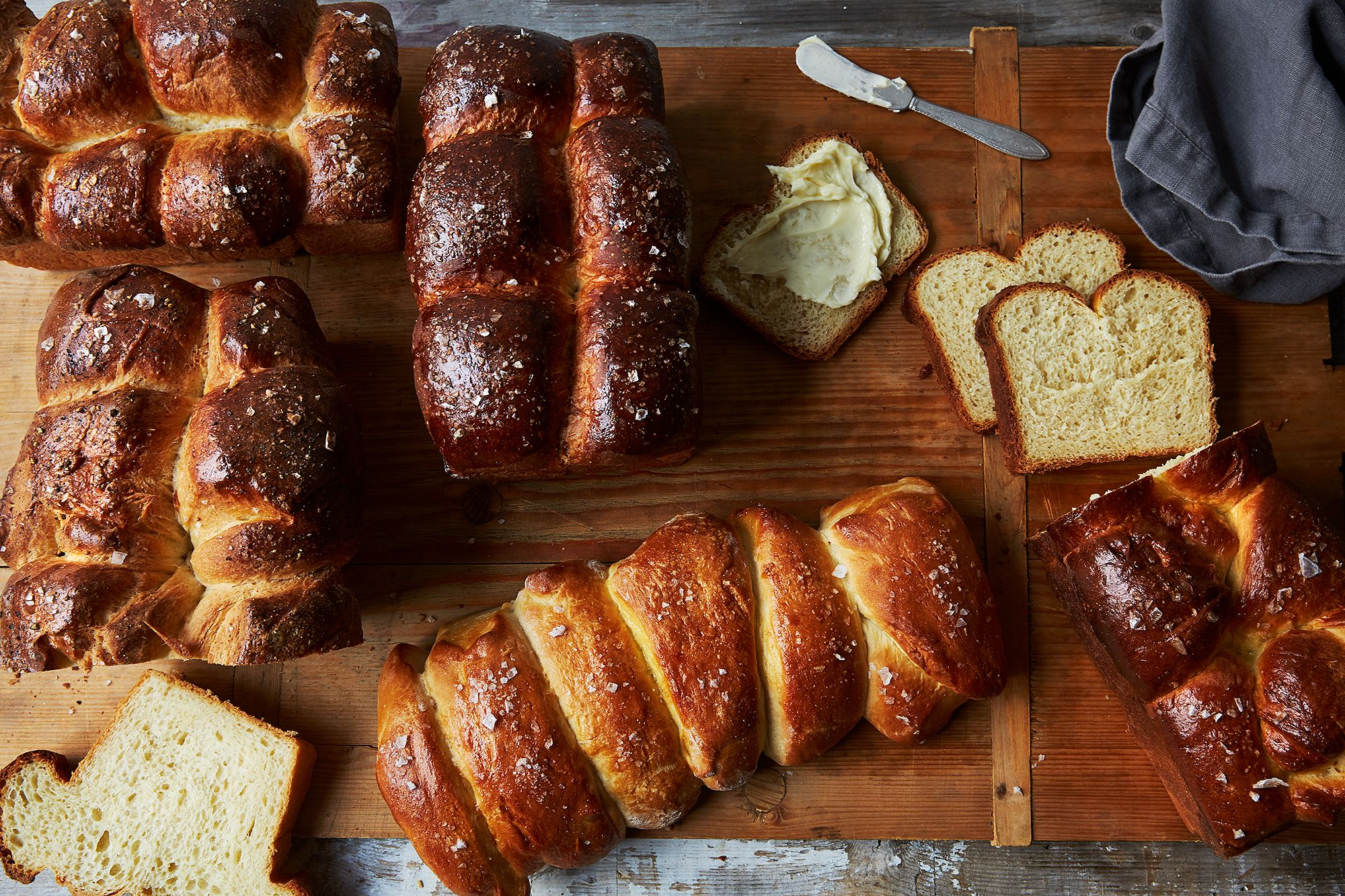 17 Crusty, Chewy, Buttery Bread Recipes