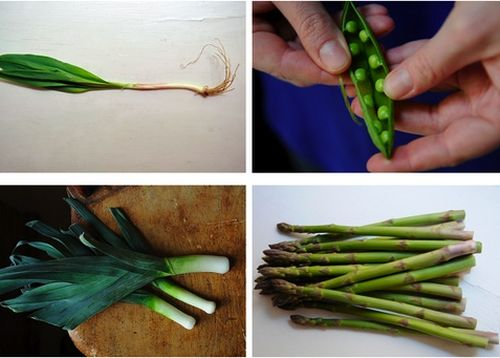 Your Best Spring Vegetable Recipe
