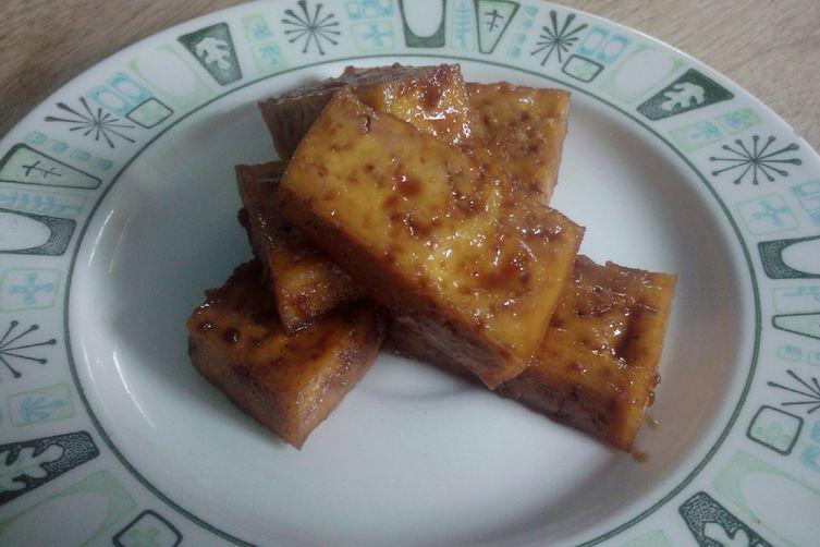 Flying Tofu Wedges