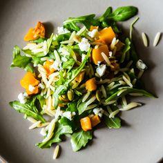 Favorite Fall Orzo Salad