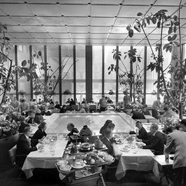 Saying Farewell to the Four Seasons Restaurant in NYC