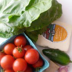 Saag Paneer Salad
