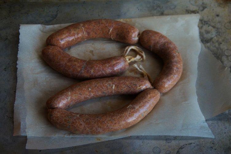 Tandoori Chicken Sausage