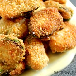 Fried Brussels Sprouts with Maple-Dijon Mayo