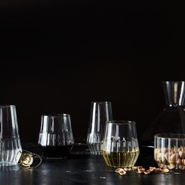 Mixed Glassware (Set of 2)
