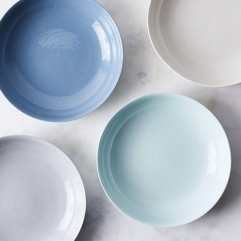 Mud Australia Porcelain Shallow Bowl