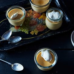 Burnt Caramel Pudding