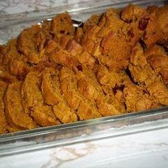 Vegan, gluten-free pumpkin bread for everyone