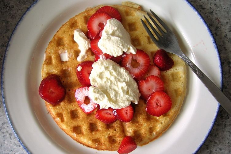 Joel's Yeast-Raised Waffles