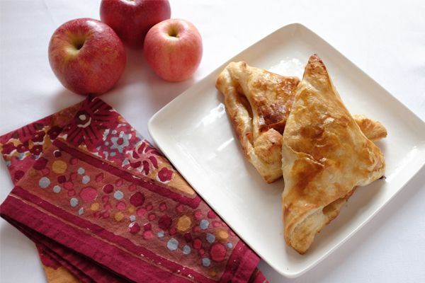 Five-Ingredient Apple Turnover