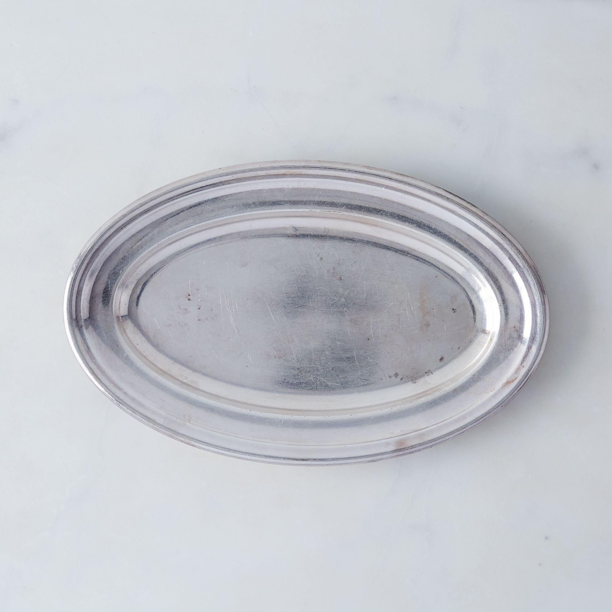 vintage french hotel silver platter serveware vintage elsie green shop food52 on food52 - Silver Hotel 2015