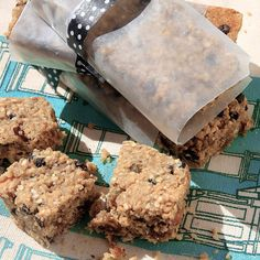Zesty Superfood Bars
