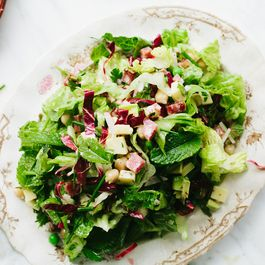 Make-Your-Own Spring Chopped Salad