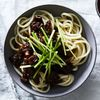 Black Bean Noodles for One (Jjajangmyeon)