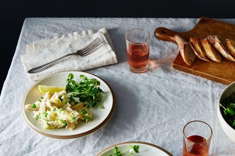 Potato Salad (Salad e Oliveh)