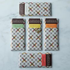 Chocolate Tasting Set (5 Bars)