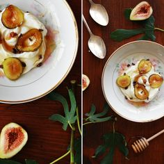 Caramelized Figs & Yogurt