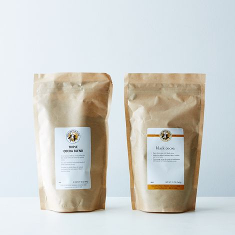 Triple Blend & Black Baking Cocoa Powders