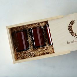 Vermont Wood Candles