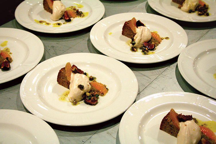 Pistachio Olive Oil Cake Recipe on Food52