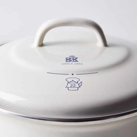 BK Enameled Steel Dutch Oven
