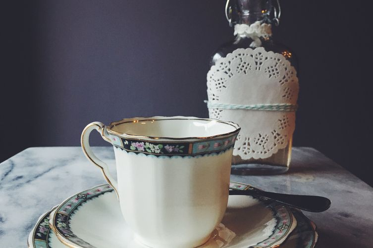 Vanilla & Nutmeg Coffe Syrup