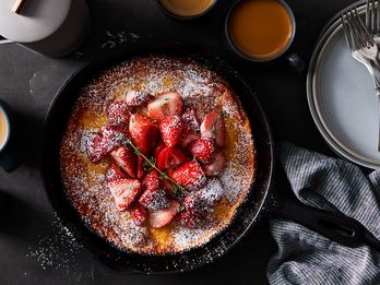 Give Strawberries a New Sidekick (We Still Love Ya, Cream!)