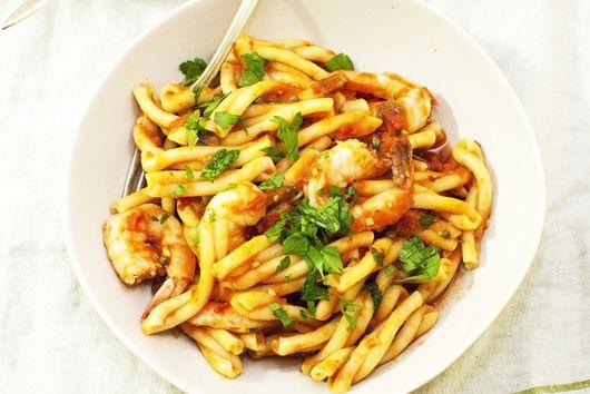 My Easiest Shrimp Pasta Recipe