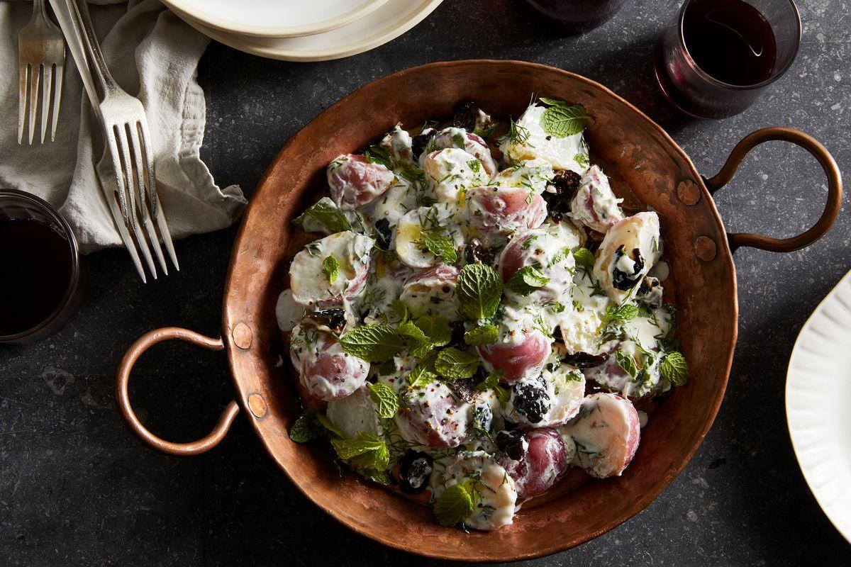Potato Salad With Greek Yogurt No Mayo