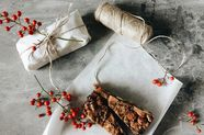 Traditional Panforte (Spicy Tuscan Christmas Cake)