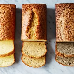 Food Processor Pound Cake