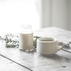 Frazier Fir Coffee Creamer