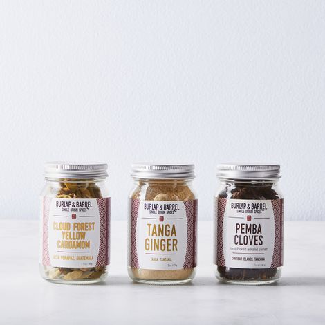 Single Origin Baking Spices (Set of 3)