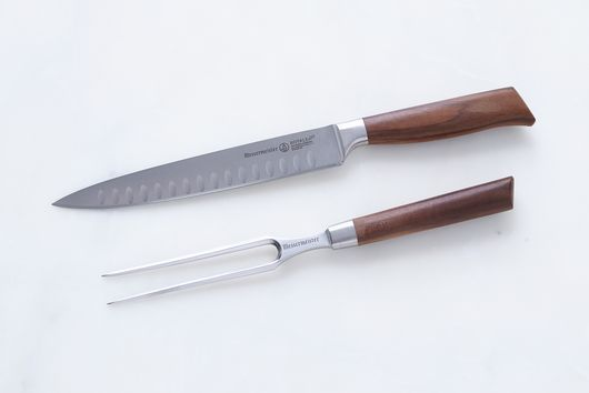 Elité Wood Handled Carving Set