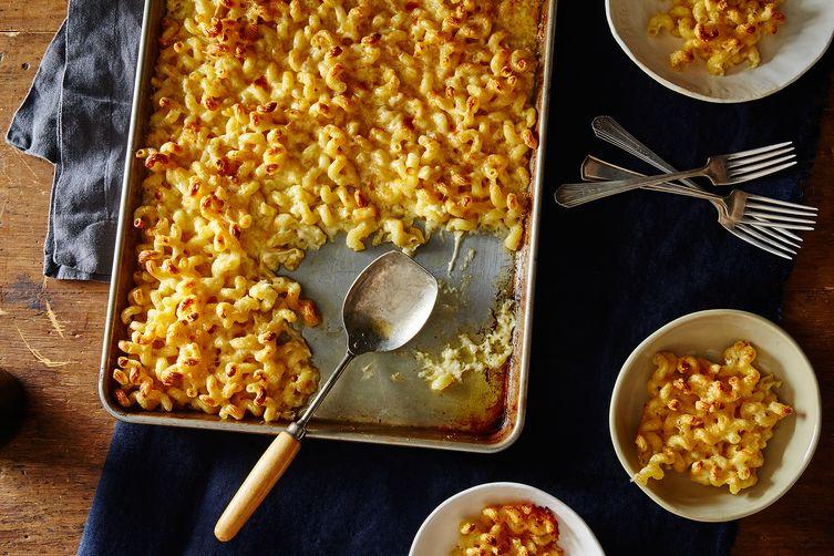 Baking sheet macaroni and cheese recipe on food52 baking sheet macaroni and cheese forumfinder Gallery
