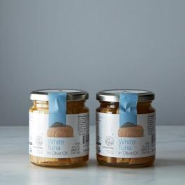 José Andrés Bonito del Norte White Tuna in Olive Oil, 2 Jars